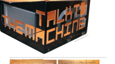 Photo de TALK TO THE MACHINE
