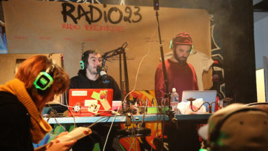 Photo de RADIO23, 24h de radio en direct du squat #LE23
