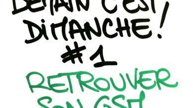 Photo de Demain c'est Dimanche #1 ! Retrouver mon GSM