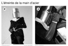 Photo de Je raconte L'étreinte de la Main d'Acier, l'histoire radiophonique de Magnüm…