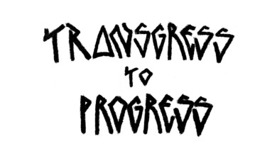 Photo de TRANSGRESS TO PROGRESS