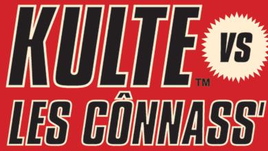 Photo de Le visuel Kulte est prêt pour notre T-shirt Les Cônnass'