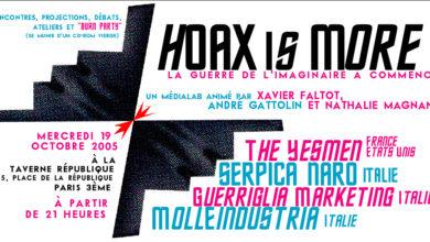 Photo de Hoax is More : La guerre de l'imaginaire a commencé !