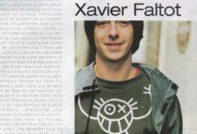 Photo de Xavier Faltot / Portrait dans Têtu Magazine.