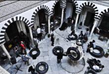 Photo de Enfin libres mais pour quoi faire ? // La Chambre à Air est à Tunis.