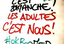 Photo de Les Adultes c'est nous ! #OKBOOMER