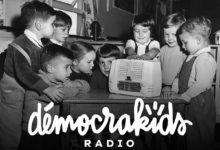 Photo de Lancement de Democrakids Radio, la radio des enfants et des parents libres.